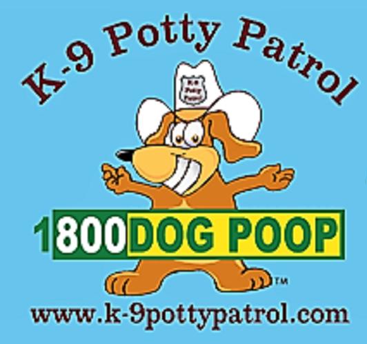 K-9 Potty Patrol